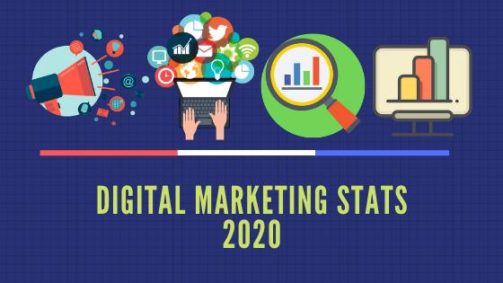 Digital Marketing Statistics in 2020
